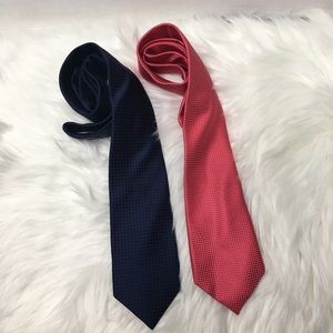 MICHAEL Michael  Kors 100% silk ties bundle